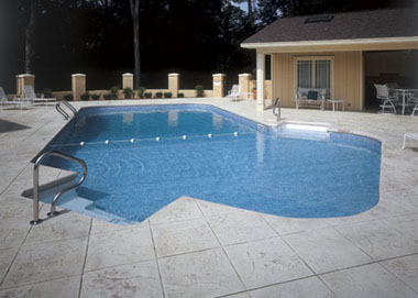 New In Ground Pools From Midwest Liners Amp Pools